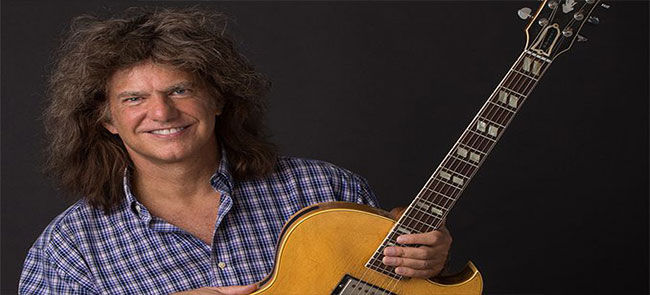 Pat Metheny in concerto a Molfetta