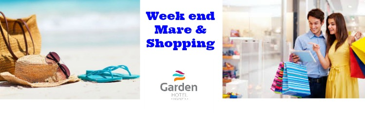 Weekend mare e shopping 2016